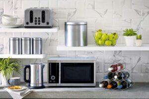 Guía para comprar el mejor microondas por calidad precio
