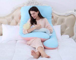 cual es la mejor almohada para embarazadas