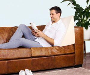 mejores almohadas de lectura