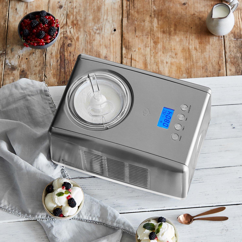 mejores heladeras o maquinas de hacer helados