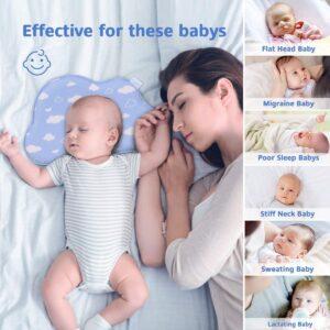 como elegir la mejor almohada para bebes