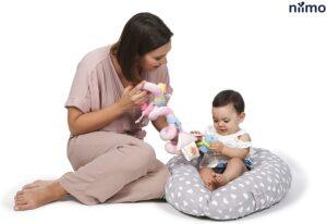 mejores almohadas y cojines de lactancia