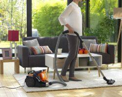5 mejores aspiradoras para alfombras