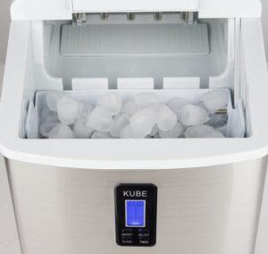 mejor maquina de hacer hielo portatil