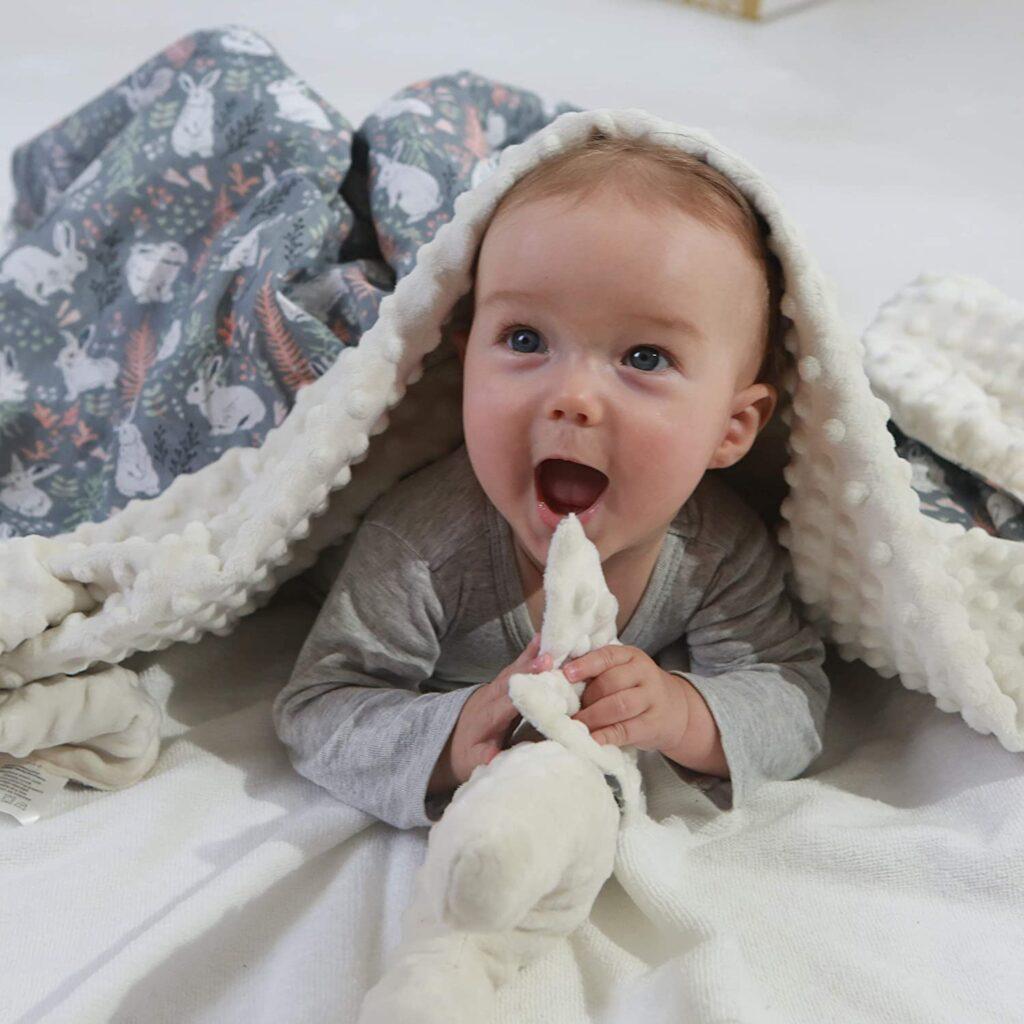 mejores mantas para bebes