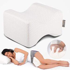 Cómo dormir con una almohada entre las piernas alivia el dolor de Espalda