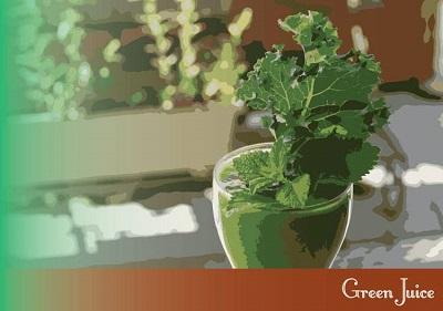 Receta de zumo verde fácil