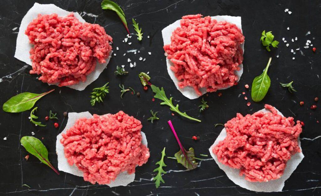 Se puede picar carne sin una picadora de carne