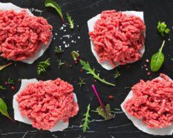 ¿Se puede picar carne sin una picadora de carne?